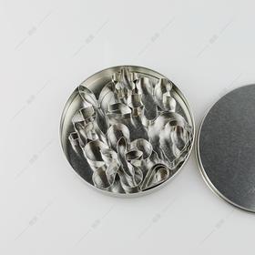 各式饼干切模 304不锈钢 套装切模 慕斯且模 圆形 爱心 花型切模