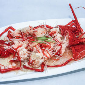 瑶丝蒸红龙虾