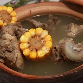 金玉龙骨汤