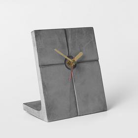 纳谷 | Firm·水泥座钟