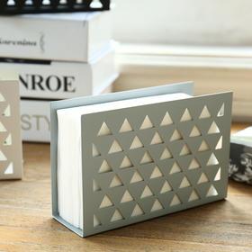 纳谷 | Concrete 铁艺置物夹