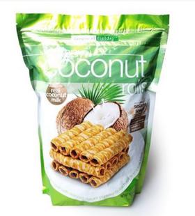 澳洲 椰子卷  浓浓椰香 香脆可口265g