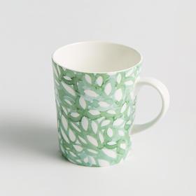 Reiki系列绿荫款骨瓷马克杯