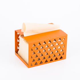Domain·铁艺纸巾盒