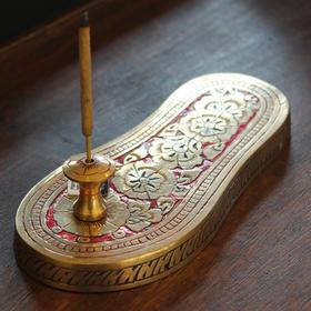 印度香具铜制香具