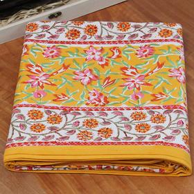 印度印花桌布-灿烂之花