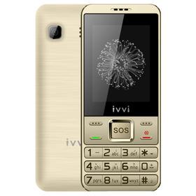 ivvi A1 高清摄像头 大音量大按键 一键求救 2.4英寸彩屏 金属机身