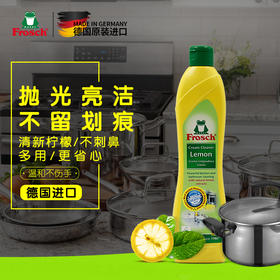 菲洛施 | 不锈钢清洁剂(柠檬)500ML*3瓶装