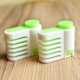 【蛋糕切片器2个装】 面包吐司分片器 分割器分层器