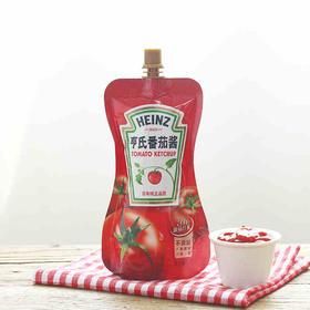 【亨氏番茄酱320g】沙司披萨汉堡薯条意大利面酱