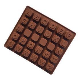 【硅胶巧克力模具】多规格可选