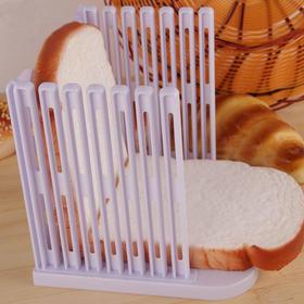 【爱满屋面包分片器】吐司切割器 土司辅助器