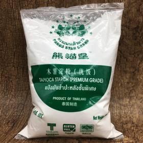 【熊猫星木薯淀粉500g】芋圆粉