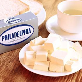 【卡夫菲力奶油奶酪250g】  口感香浓 奶油芝士