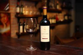 法国嘉芙丽古堡干红葡萄酒