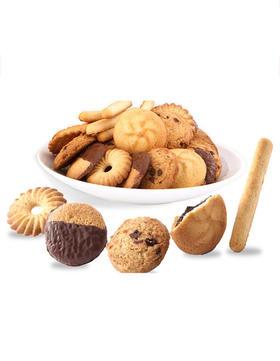 露怡黄油巧克力曲奇饼干礼盒装