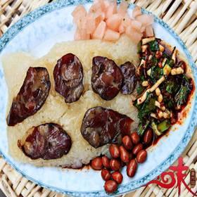 特惠特产香肠腊肉糯米饭 乡味秘制糯米饭