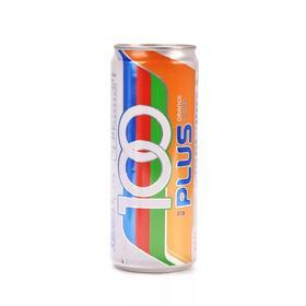 100冲劲牌橘子味运动饮料