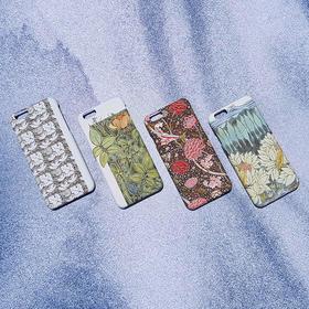 英国三大博物馆之一V&A限量版微浮雕工手机壳,还原画作色彩、V&A博物馆认证