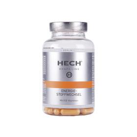 德国赫熙HECH能量代谢胶囊90粒/瓶 消除疲劳缓解情绪3倍加强版