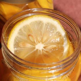 【南海网微商城】柠檬蜂蜜 美白养颜 480g 包邮