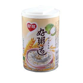 银鹭椰奶燕麦粥