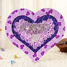 浪漫玫瑰香皂花