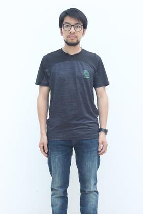 传奇猫头鹰男士短袖运动T恤