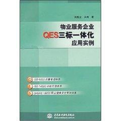 DZ-385.物业服务企业QES三标一体化应用实例(PDF版电子文档193页+WORD版192页)
