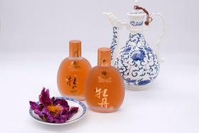 """""""蜀府国色""""牡丹花系列-牡丹花瓣酒"""