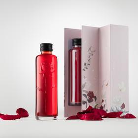 花知道玫瑰鲜榨汁 玫瑰饮料 鲜花汁