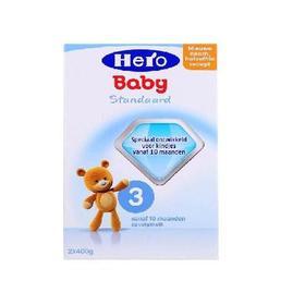 荷兰Hero Baby天赋力奶粉3段(10-12个月宝宝)800g