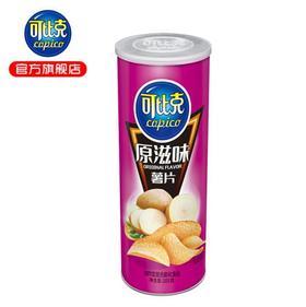 可比克薯片(原味)105g*24