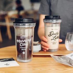 三顿半 第2代精品冷萃奶萃咖啡套装(冷萃杯或奶萃杯*1+咖啡粉滤包*8+防水收纳袋*1)