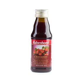 [超值特价]德国原产 Rabenhorst健宝思特无添加鲜榨蔓越莓汁 药房推荐