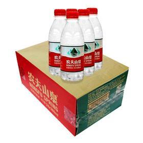 农夫山泉380ml整件共计24瓶
