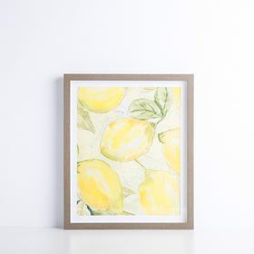 Hint系列柠檬厨房装饰画