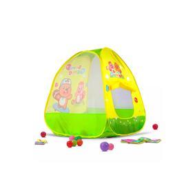 贝瓦小帐篷-黄色
