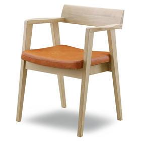 CITY C-101 扶手椅 咖啡色