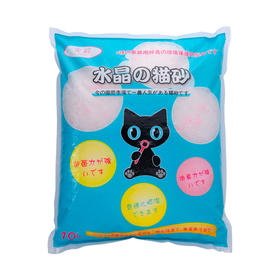 宝尼水晶猫砂10L