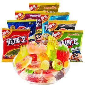 徐福记熊博士橡皮糖22g