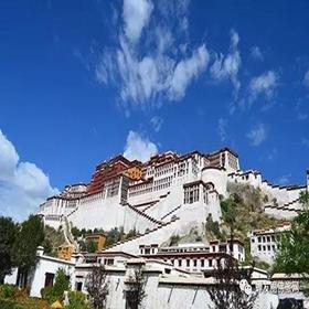 10月1日国庆西藏神山圣湖7天 蝉友圈佛旅网祈福观光朝圣之旅