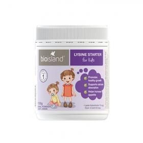 Bio Island 儿童赖氨酸助长素长高素粉1段