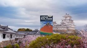 5日券 JR关西广域铁路周游券(关西机场领取)