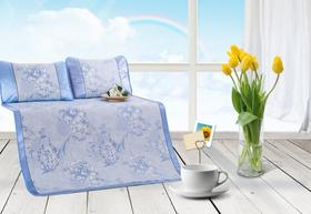 冰丝席2床送夏凉被2床