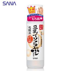 日本原装SANA豆乳美肌化妆水200ml 补水保湿清爽嫩白敏感肌适用