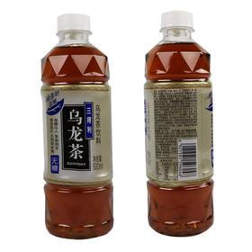 三得利无糖乌龙茶500ml