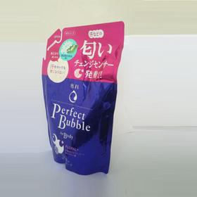 资生堂 洗颜专科超微米完美泡泡沐浴乳 蓝色补充包