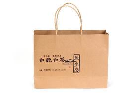 彭州 白鹿白茶 原生态竹签礼盒100g