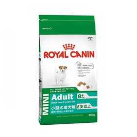皇家 小型犬老年犬粮8岁以上(0.8公斤)